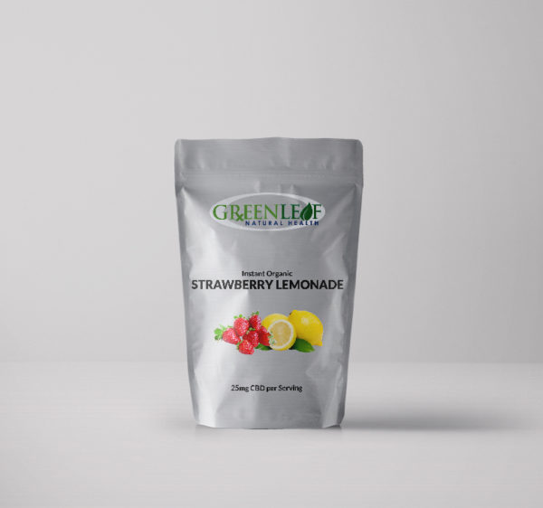 GLNH Lemonade Strawberry